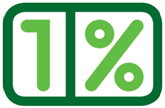 1 proc